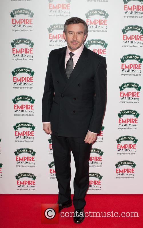 Steve Coogan, Jameson Empire Awards, Grosvenor House