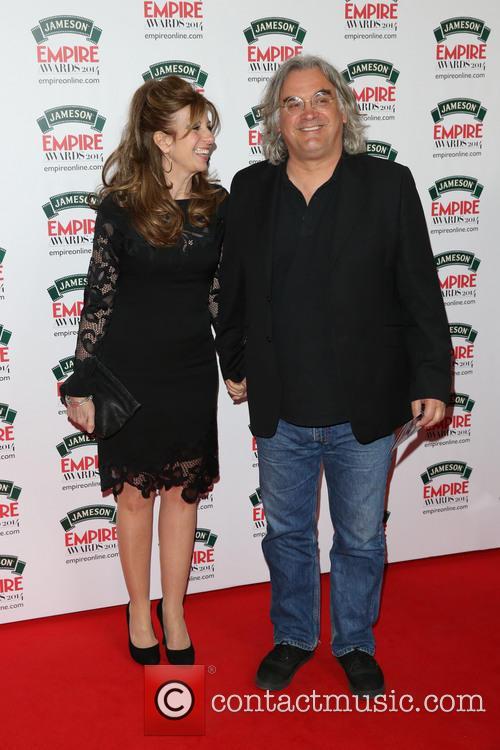 Paul Greengrass and Joanna Kaye 2