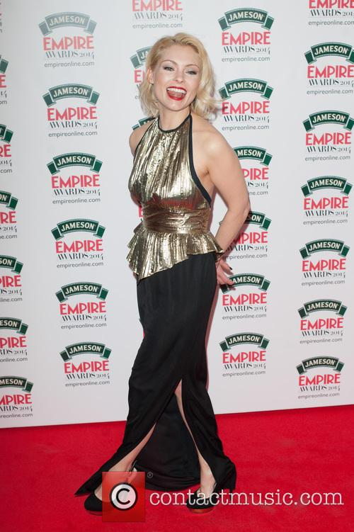 myanna buring the jameson empire awards 2014 4132405