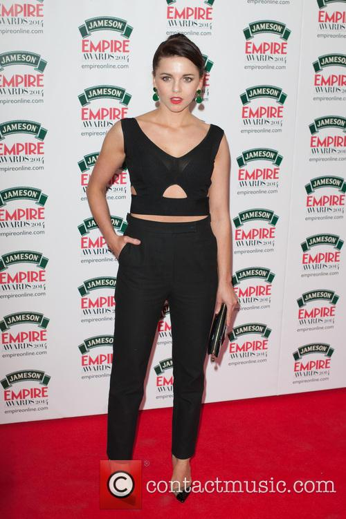 ophelia lovibond the jameson empire awards 2014 4132408
