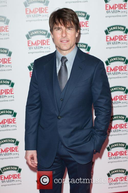 Tom Cruise, Jameson Empire Awards, Grosvenor House