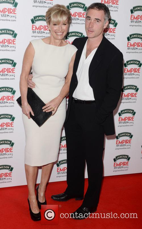 Emma Thompson and Greg Wise 8