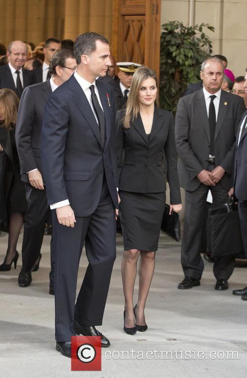Spanish Princess Letizia