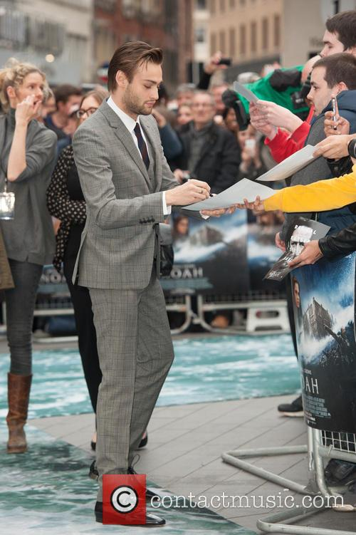 Douglas Booth, Odeon Leicester Square