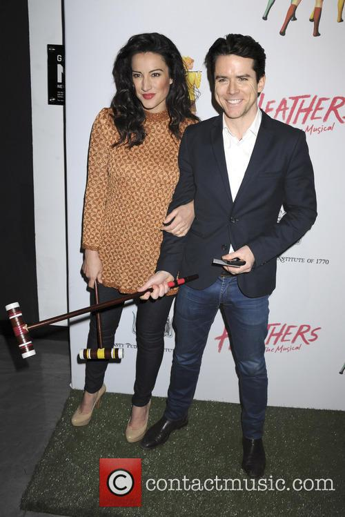 'Heathers: The Musical' Off Broadway Opening Night, New...