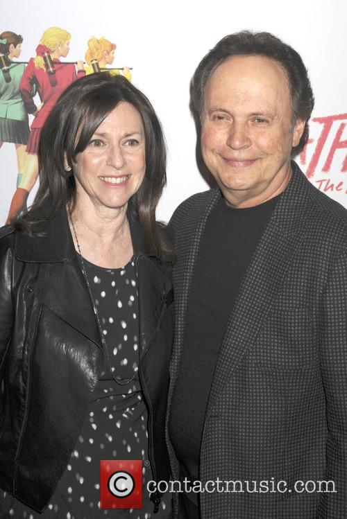 Janice Crystal and Billy Crystal