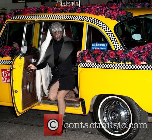 lady gaga lady gaga arrives at roseland 4134044