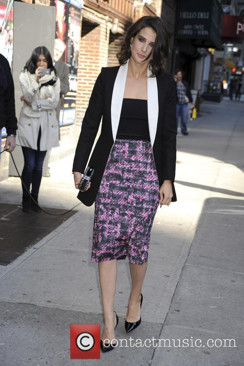 'Late Show with David Letterman', New York