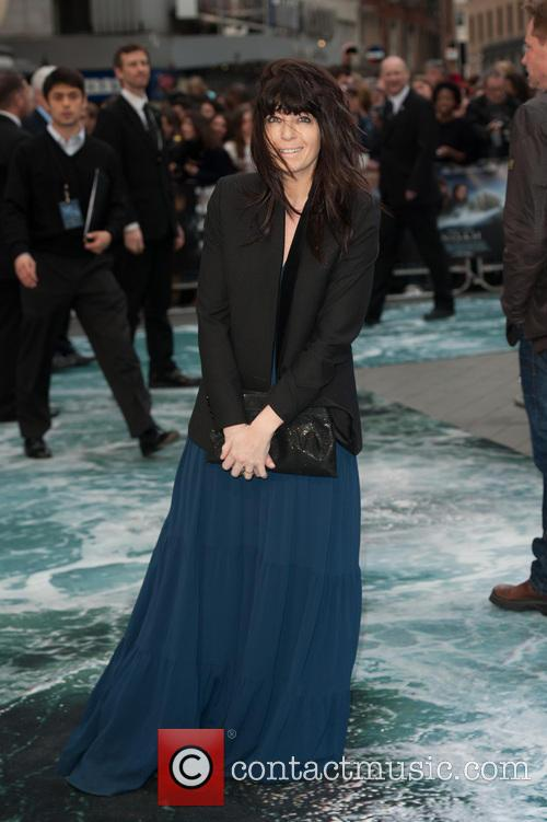 Claudia Winkleman, Odeon Leicester Square