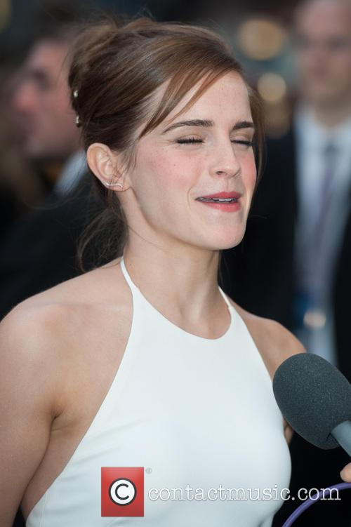Emma Watson Noah Premiere UK Derp