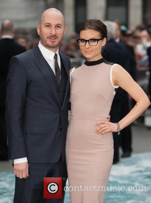 Darren Aronofsky and Brandi-ann Milbradt 5