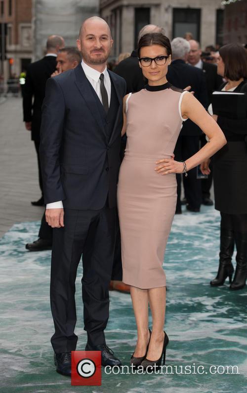 Darren Aronofsky and Brandi-ann Milbradt 7