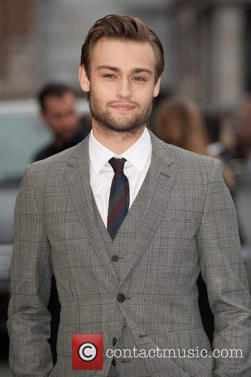 Douglas Booth, Leicester Square, Odeon Leicester Square