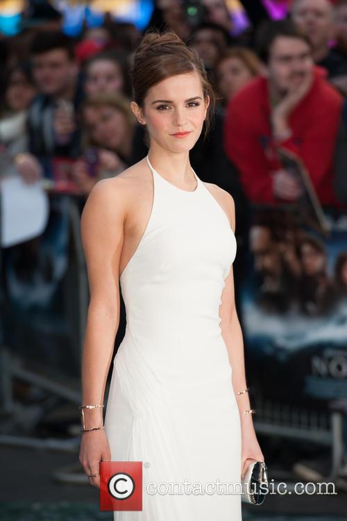 Emma Watson, Leicester Square, Odeon Leicester Square