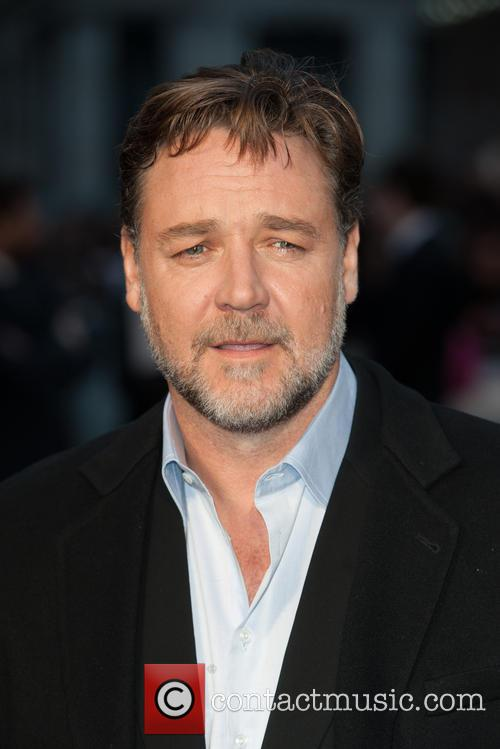 Russell Crowe, Leicester Square, Odeon Leicester Square