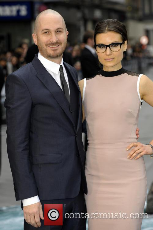 Darren Aronofsky and Brandi-Ann Milbradt 9