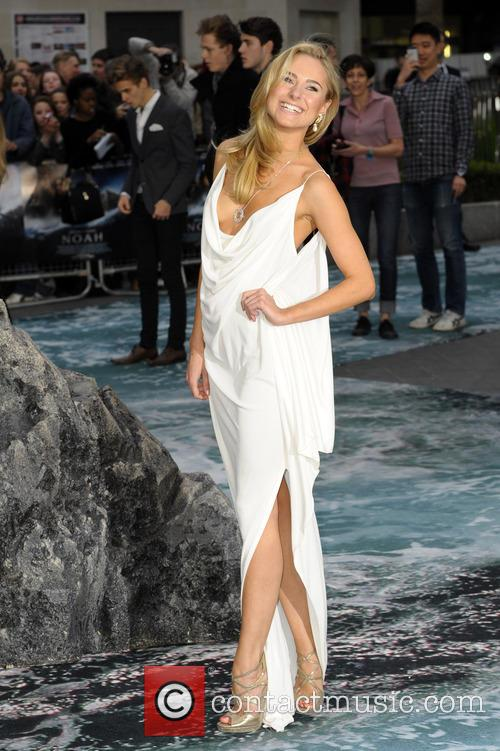 Kimberley Garner, Odeon Leicester Square