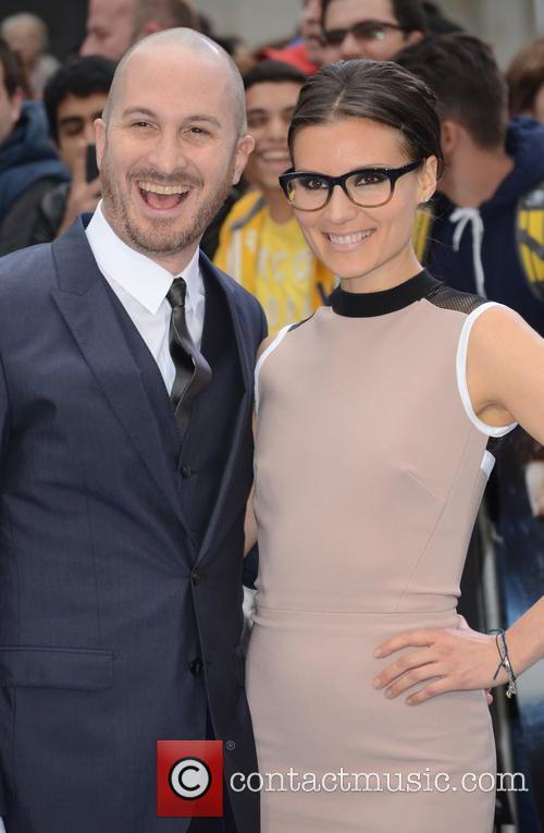 Darren Aronofsky and Brandi-ann Milbradt 1