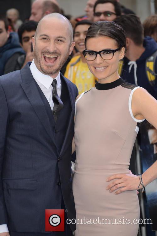 Darren Aronofsky and Brandi-Ann Milbradt 12