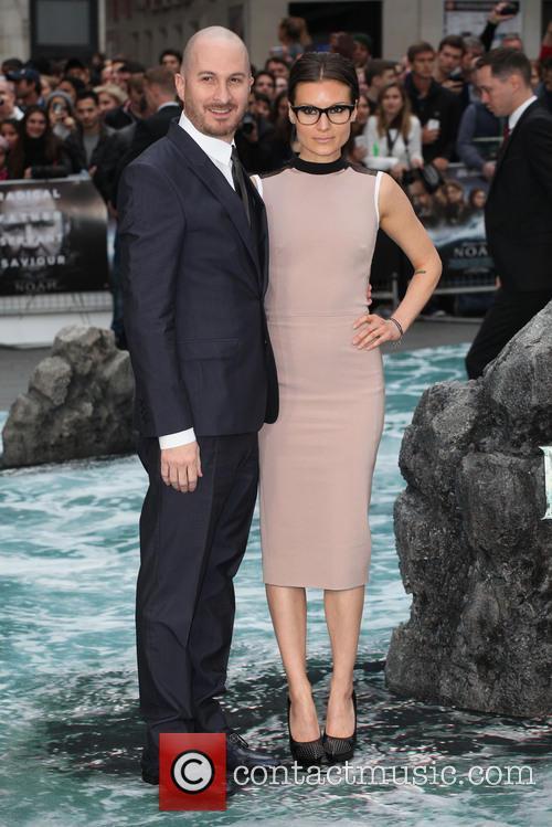 Darren Aronofsky and Brandi-Ann Milbradt 21