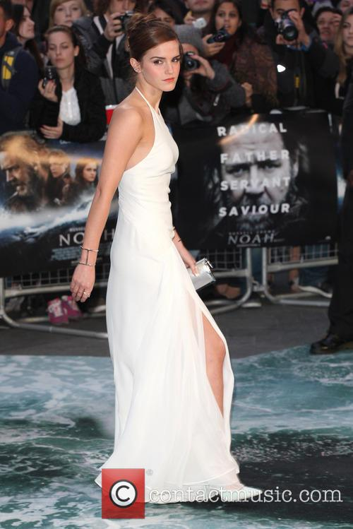 Emma Watson, Odeon Leicester Square