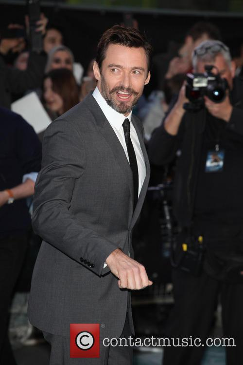 Hugh Jackman, Odeon Leicester Square