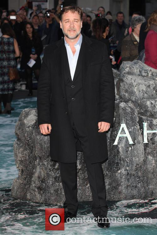 Russell Crowe, Odeon Leicester Square