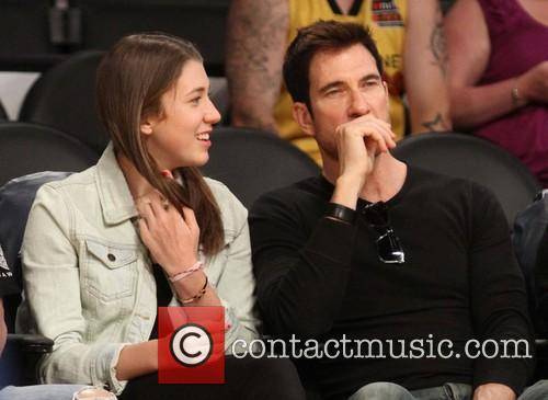 Colette Rose Mcdermott and Dylan Mcdermott 2