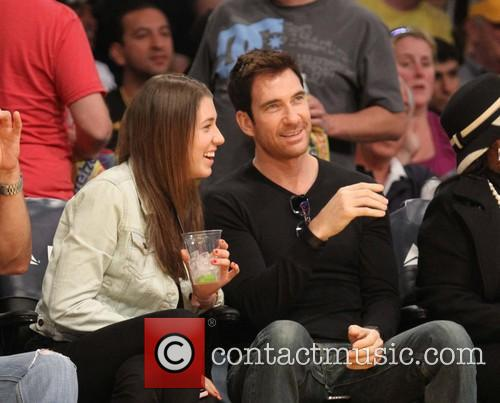 Dylan Mcdermott and Colette Rose Mcdermott 11
