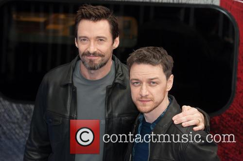 Hugh Jackman and James Mcavoy 5