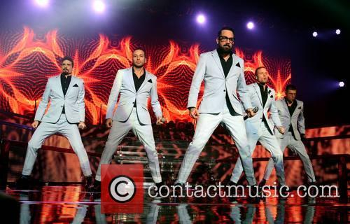 Kevin Richardson, Howie Dorough, Aj Mclean, Brian Littrell and Nick Carter - Backstreet Boys 1
