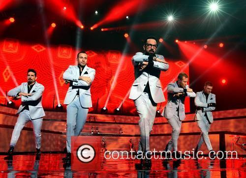 Kevin Richardson, Howie Dorough, Aj Mclean, Brian Littrell and Nick Carter - Backstreet Boys 3