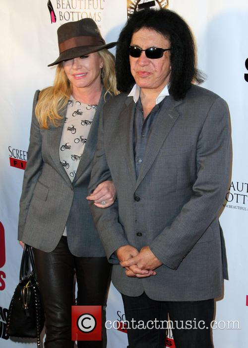 Shannon Tweed and Gene Simmons 2