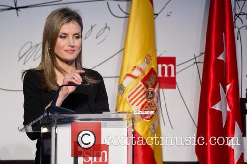 Spanish Princess Letizia chairs child literature awards