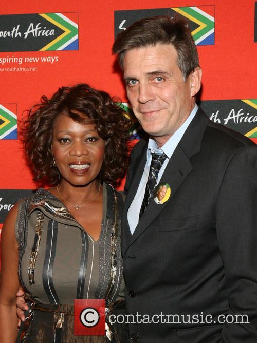2014 South African Tourism's Ubuntu Awards - Arrivals