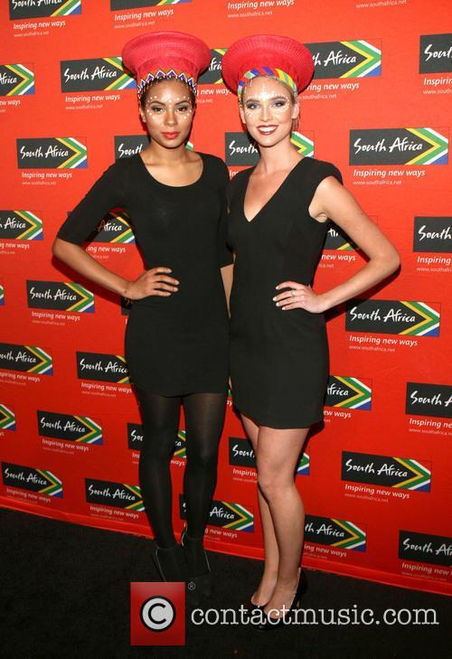 Slade 2014 South African Tourism 39 S Ubuntu Awards