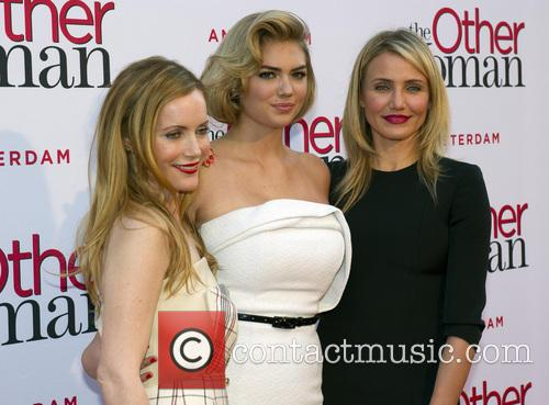 Cameron Diaz, Kate Upton and Leslie Mann 7