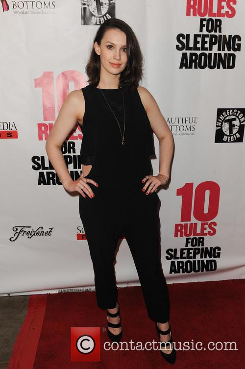 Los Angeles Premiere of 10 Rules For Sleeping...