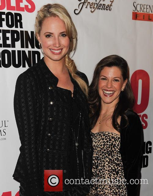Molly Mccook and Jamie Renee Smith 4