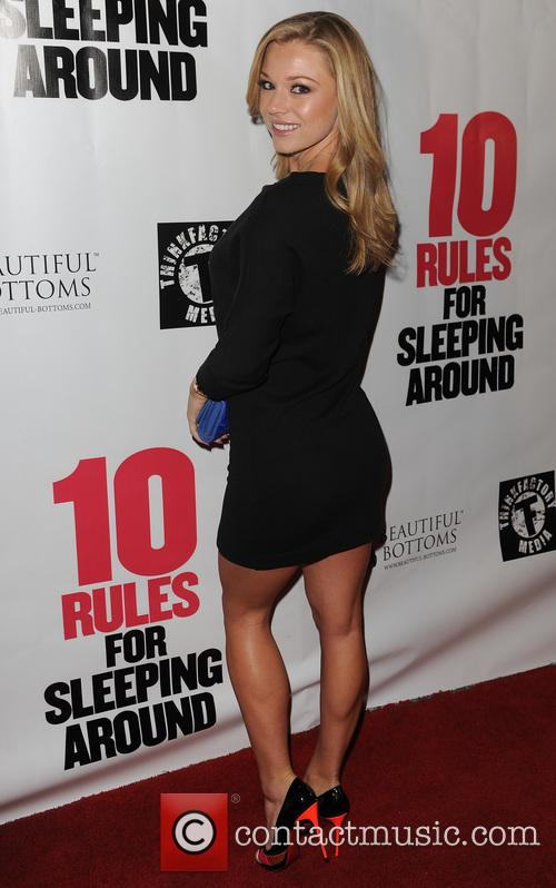 nikki leigh premiere of 10 rules for 4136743