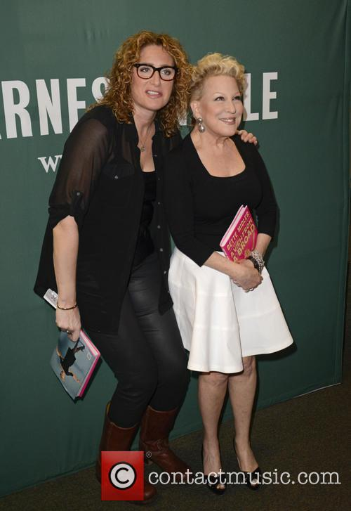 Judy Gold and Bette Midler 1