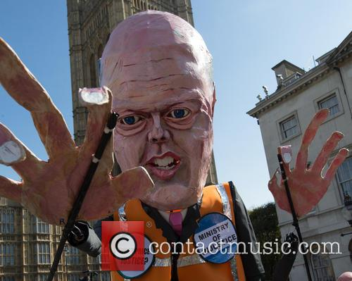 Justice and Chris Grayling Effigy 10