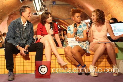 Richard E Grant, Daisy Lowe, Gemma Cairnery and Georgia Lewis Anderson 4