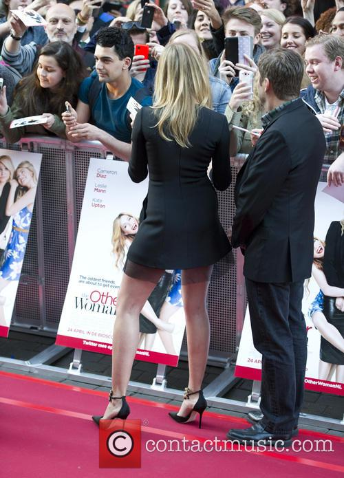 Gala premiere of 'The Other Woman'