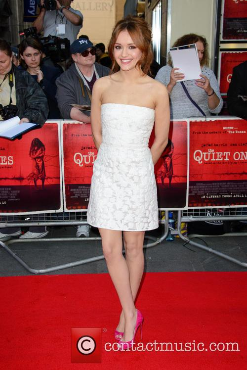 olivia cooke the quiet ones world premiere 4134873