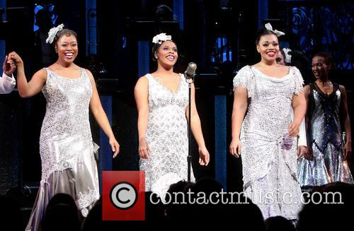 Vanessa Williams' First Night in Broadway's