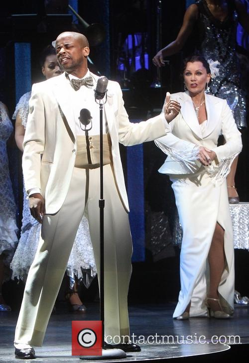Dule Hill and Vanessa Williams 1