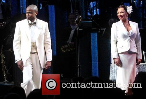 Dule Hill and Vanessa Williams 5