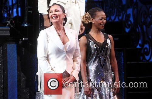 Vanessa Williams and Dormeshia Sumbry-edwards