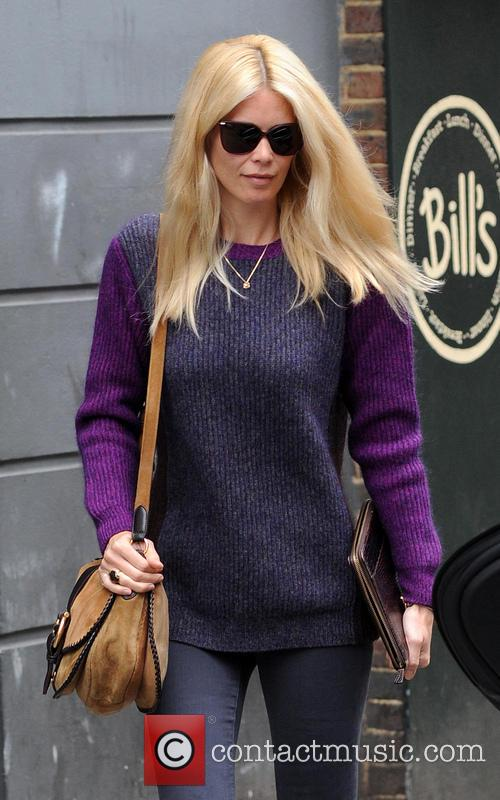 claudia schiffer claudia schiffer spotted in london 4135864